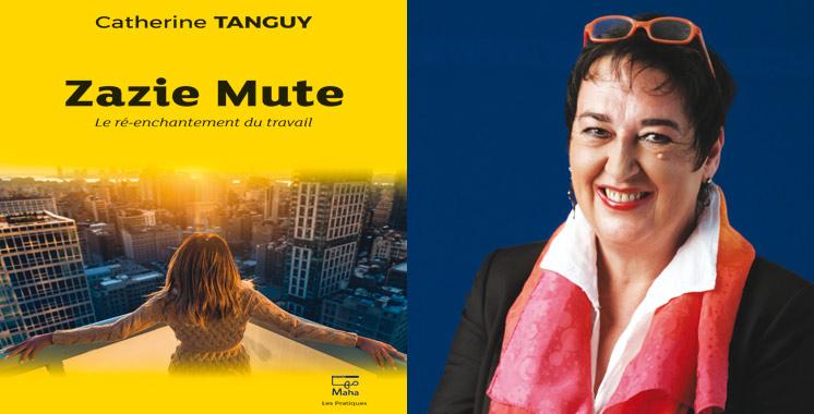 Changement en entreprise: Catherine Tanguy propose un ré-enchantement du travail !
