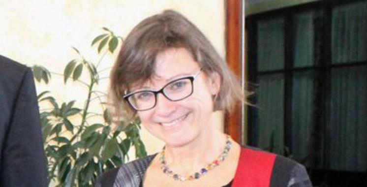 Claudia Wiedey : Nouvelle ambassadrice  de l'UE au Maroc