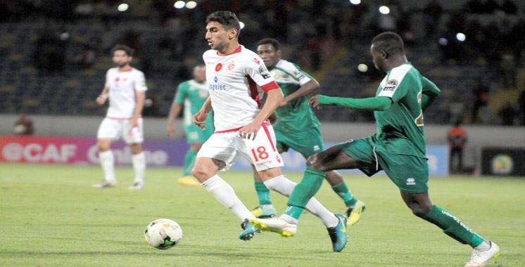 Coupes africaines: Contrat pleinement rempli pour les clubs nationaux