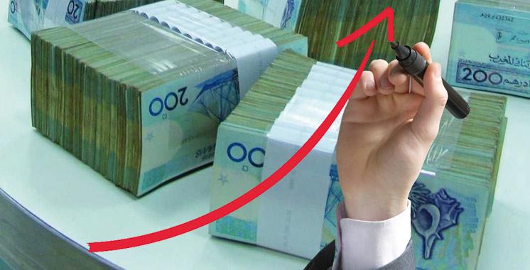 Crédits bancaires : Une croissance  de 4,5% à fin mars