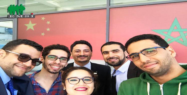 Salon international de la technologie à Shanghai: Une médaille d'or et une médaille d'argent pour le Maroc