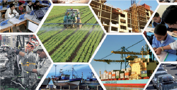 La reprise annoncée de l'économie marocaine