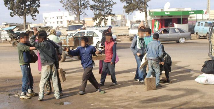 Enfants de la rue : Bientôt un programme de réinsertion  et de prise en charge