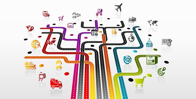 Stratégie nationale, la feuille de route  de la logistique