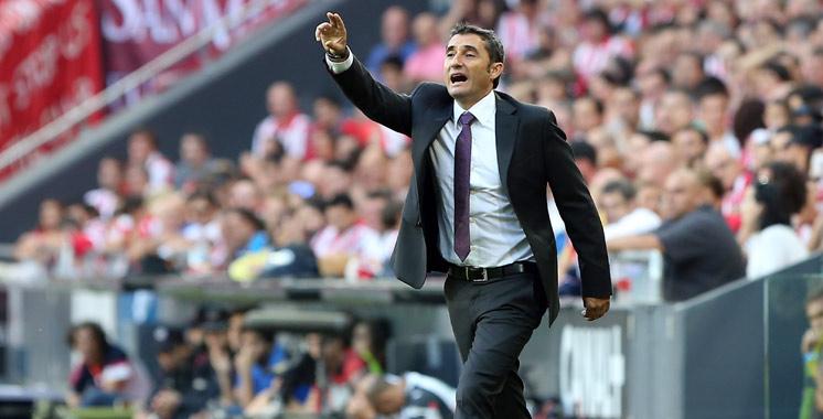 Liga: Valverde nouvel entraîneur du Barça