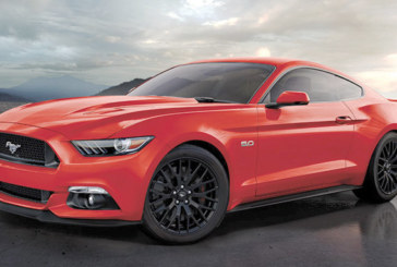 Ford Mustang: La sportive la plus vendue dans le monde en 2016