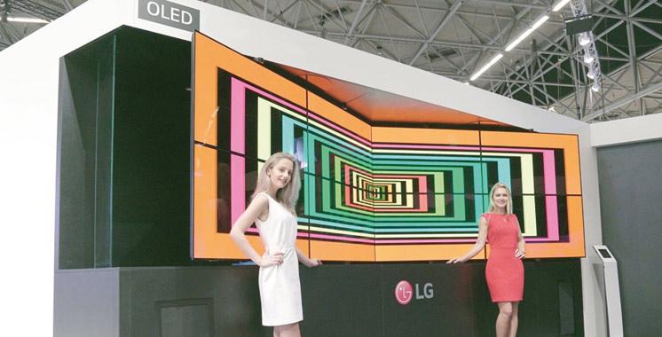 Lg pr sente ses nouvelles innovations au salon de gen ve for Salon nouvelle technologie