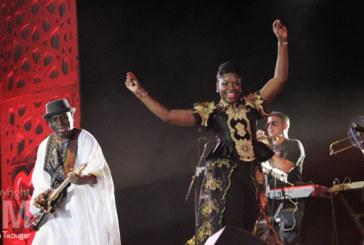 Mawazine 2017: les mutants d'Ibibio Sound Machine affolent Bouregreg
