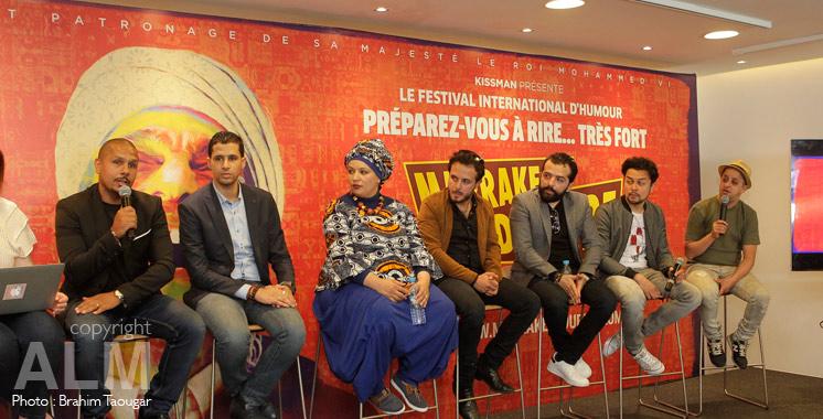 7ème édition du Marrakech du Rire: Gala Afrika se produira sur la scène  du Palais Badii