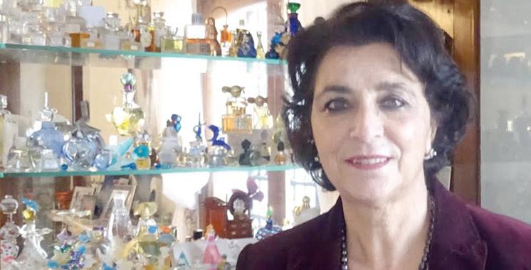 Khadija Chraïbi Skali: «Ma profession m'a en quelque sorte aidée à développer ma passion»