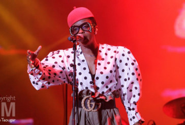 Diapo : La charismatique Lauryn Hill subjugue la scène OLM-Souissi