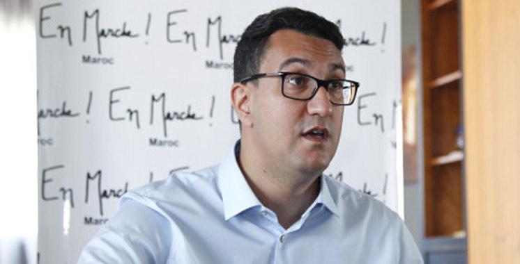 Législatives françaises:  M'jid El Guerrab candidat à la place de Leila Aichi