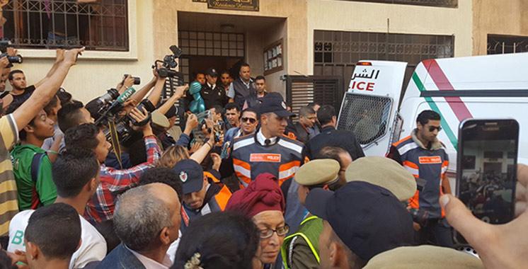 Meurtre de Hassan Shimi : Deux mis en cause incarcérés à la prison locale de Salé
