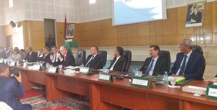 Al-Hoceima : Environ 10 milliards DH investis