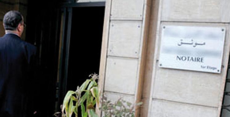 Détournement d'une somme de 160 millions de dirhams: Le Conseil régional des notaires  de Rabat dément