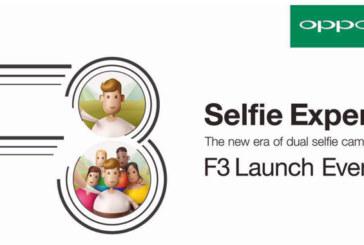 Oppo lance son F3, le nouveau selfie expert double selfie camera