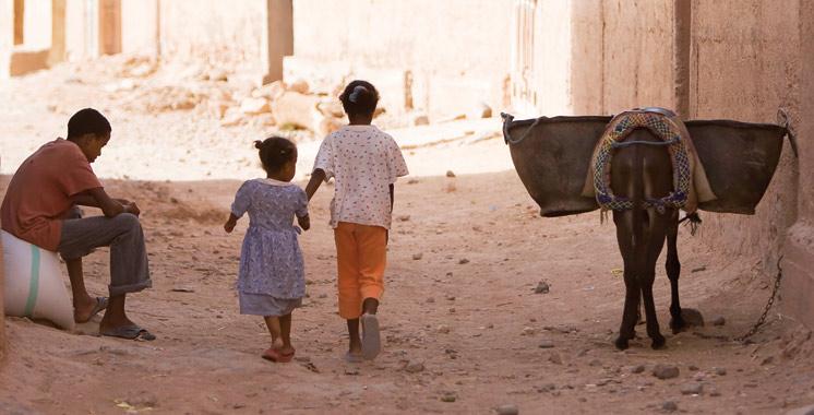 Enquête: Seulement 7,9% des enfants dans le rural bénéficient des prestations sociales de base