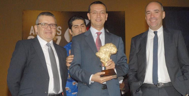 Les  laboratoires pharma-ceutiques «Pharma5» reçoivent  le Hub Africa Award