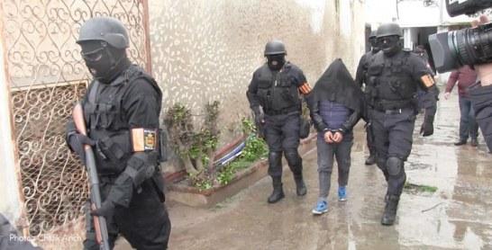 BCIJ : Démantèlement d'une cellule terroriste composée de trois «Daechiens» à Kénitra