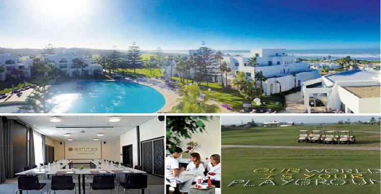 Pullman Mazagan Royal innove par  le co-meeting: L'établissement hôtelier élargit sa gamme de services