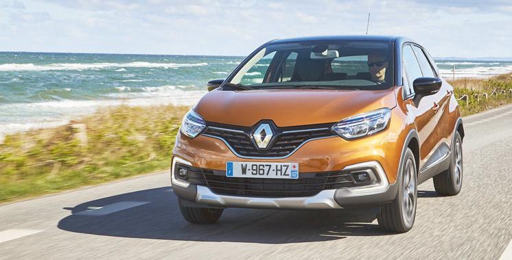 Nouveau Renault Captur – Objectif : Maintenir le leadership