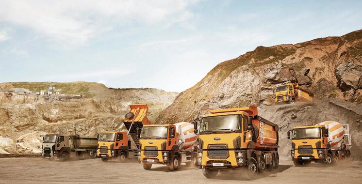 Road show Ford Trucks: Scama déploie une caravane pour renforcer ses positions