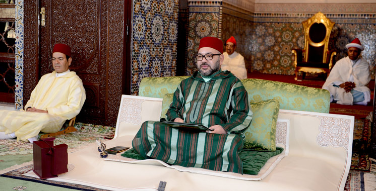 Fès : SM le Roi préside la première causerie religieuse du mois sacré du Ramadan
