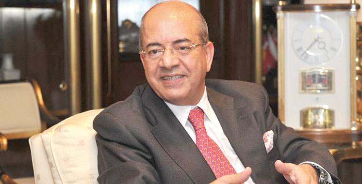 Belle reconnaissance pour l'ancien ambassadeur du Maroc au Japon Samir Arrour