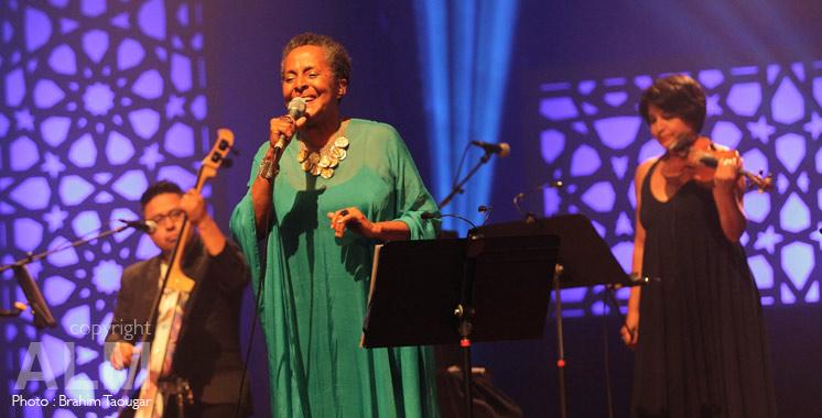 Mawazine : L'incontournable Susana Baca rend hommage à ses origines afro-hispaniques