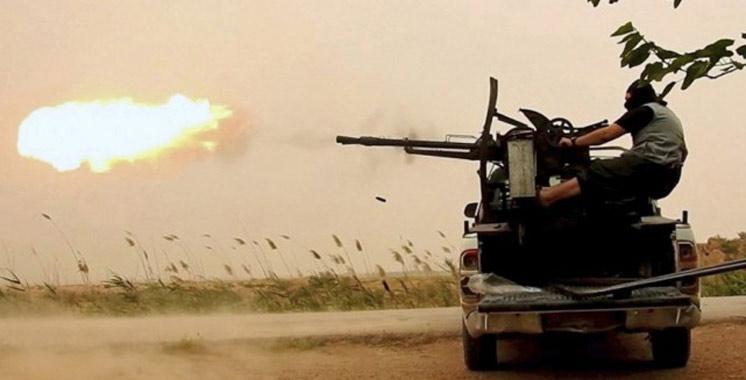 Syrie: plus de 45 morts dans une attaque de l'EI contre un camp de déplacés