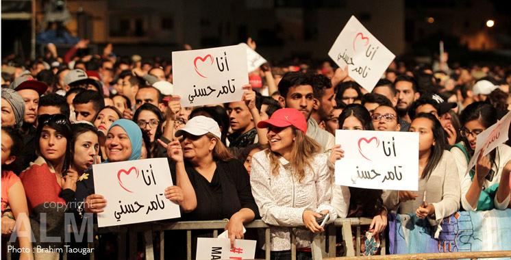 Mawazine : Plus de deux millions de festivaliers pour la 16e édition