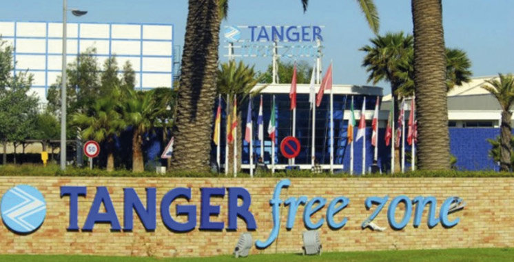 La zone franche de Tanger attire de plus en plus d'entreprises internationales