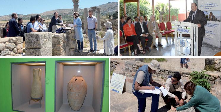 La première formation sur la conservation et la gestion des sites  archéologiques a démarré mardi : Pour une renaissance de Volubilis