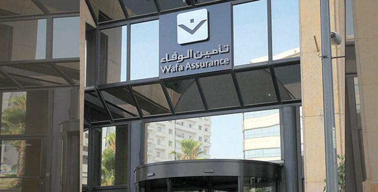 Wafa Assurance: Un chiffre d'affaires  en hausse de 4% en 2018