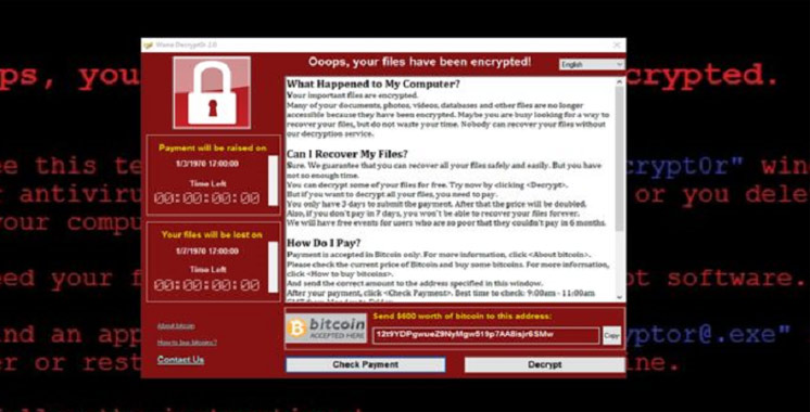 WannaCrypt, un ransomware qui fait trembler le monde