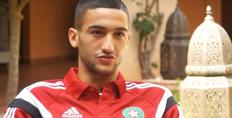 Equipe nationale : Ziyech fait son retour dans la liste de renard
