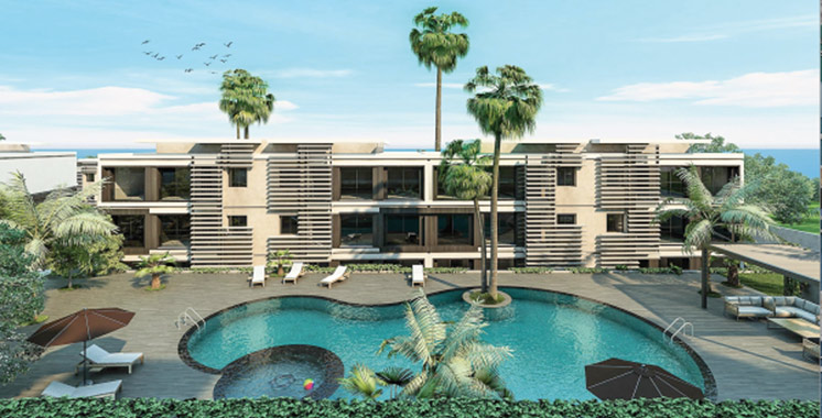 «Aigue Marine», le nouveau projet immobilier du Groupe Amandary