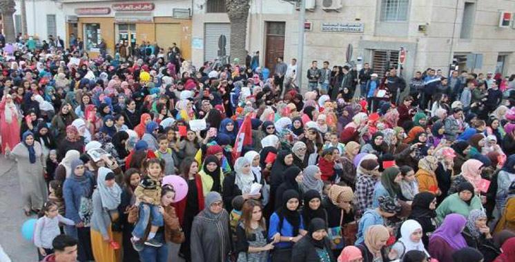 Al-Hoceima : 40 personnes placées en garde-à-vue