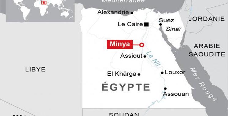 Egypte : Au moins 23 morts dans une attaque contre des coptes