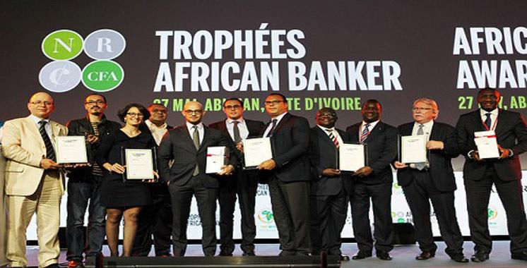 Attijariwafa bank reçoit le trophée de la «Meilleure banque africaine en Afrique du Nord»