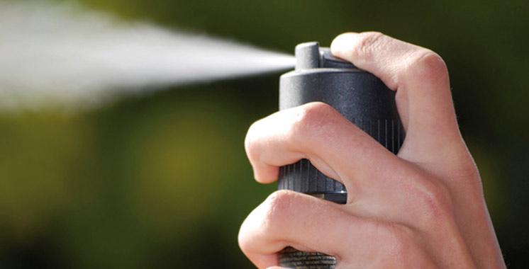 Bombe lacrymogène : Un gaz extrêmement dangereux pour la santé !