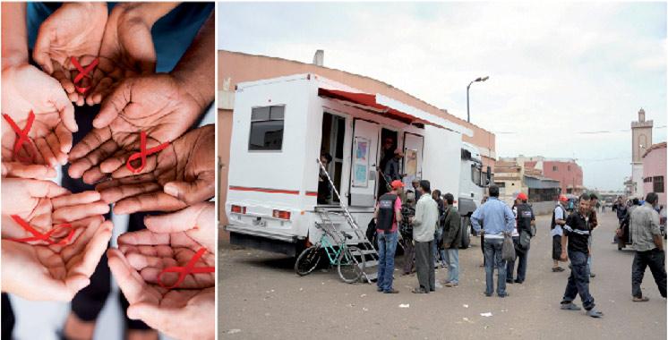 Laâyoune : Lancement d'une campagne régionale de lutte contre le VIH/sida
