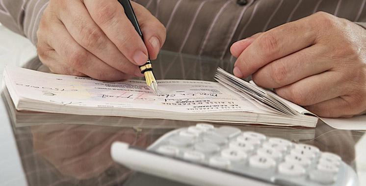 Les commerçants et entreprises peuvent vérifier en temps réel la régularité des chèques reçus de la clientèle