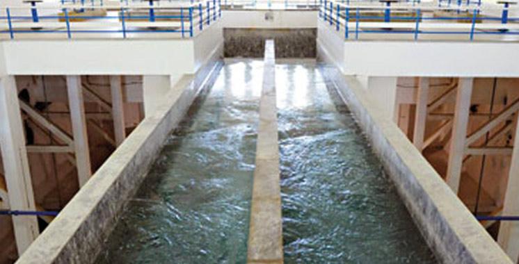 Approvisionnement en eau potable: La nouvelle station d'Oum Azza sera opérationnelle fin 2017