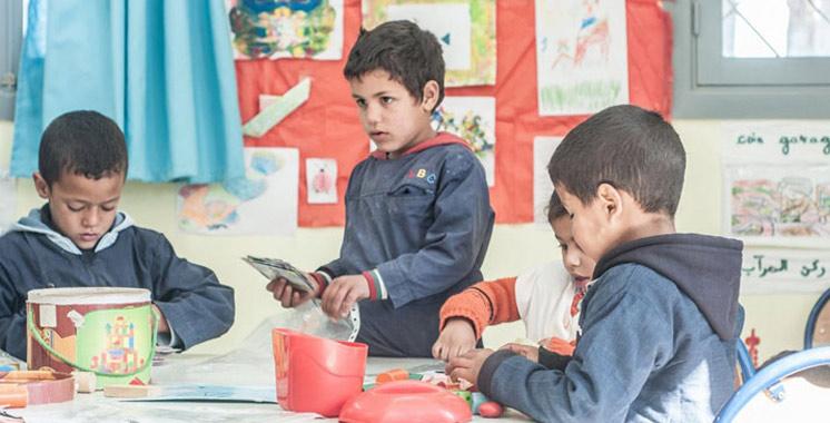 Fondation Zakoura : Une campagne pour des écoles préscolaires dans le rural