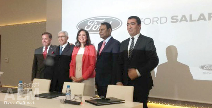 Financement : Ford Salaf s'ouvre aux véhicules utilitaires légers