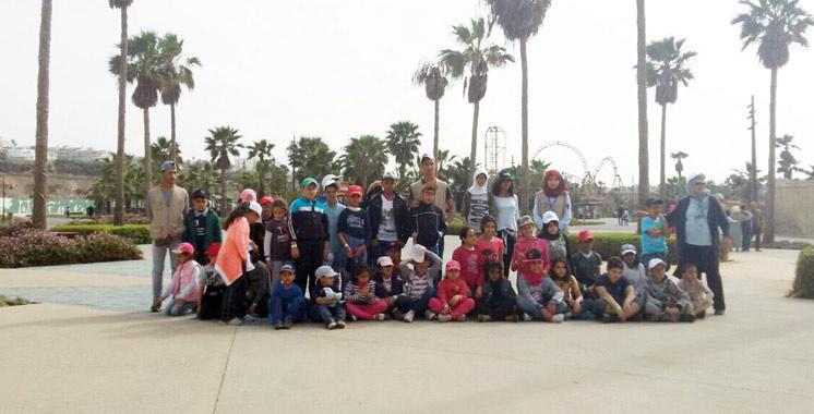 Le parc Sindibad ouvre ses portes aux enfants défavorisés
