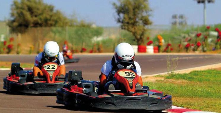 Un rendez-vous incontournable du sport automobile: Les 12 Heures du karting d'Agadir