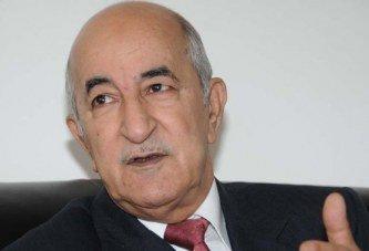 Algérie: Bouteflika nomme Abdelmadjid Tebboune au poste de Premier ministre