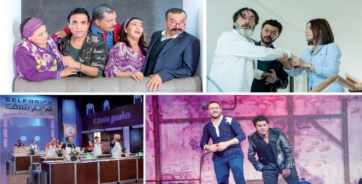 Ramadan sur 2M : De l'humour,  beaucoup d'humour